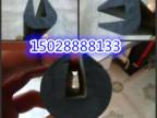 供应振动筛网橡胶条 矿山振动筛胶条 U型包边条