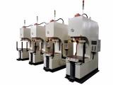 成都正西液压生产的 C型油压机 整体钢性好,精度高