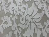 厂家直销 欧根纱水溶牛奶丝满幅刺绣花边 电脑绣花蕾丝面料 辅料