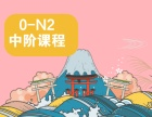 江户日语-N2日语出国留学班