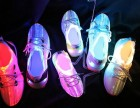 Upper Optical Fiber Led Shoe