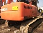 工地停工,低价出售二手挖掘机日立200-6全国包送