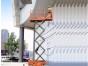 佛山禅城10米电动升降机出租 高空工程升降平台出租