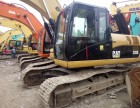 卡特315 320和336等新款二手挖掘机低价出售