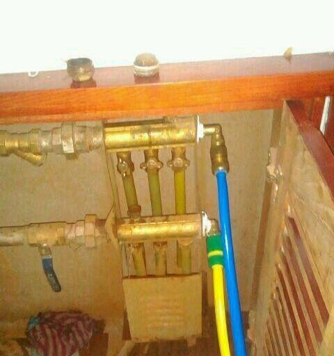专业清洗地热.通下水.水暖.电工.冶返味