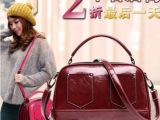 娜达丽亚2014新款韩版潮女士包斜挎包手提复古单肩包时尚邮差包