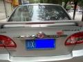 丰田花冠2011款 1.6 手动 豪华版 经典省油的耐用的私家车