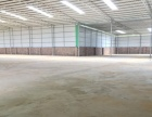 北湖园艺路口200一5000平临街物流园厂房仓库