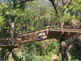 好玩的项目 郑州儿童丛林飞跃