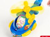 睿远儿童拉线玩具宝宝卡通拖拉线直升飞机塑料促销赠品小玩具批发