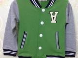 2015新款春装童装外套 韩版男童单排扣棒球服户外运动男童外套