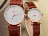正品特价女表时尚皮带超薄手表女款气质简约女式表防水石英表包邮
