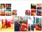 芜湖本土专业梅花桩LED舞狮雕龙战鼓花轿迎亲演艺团