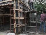 北京家庭混泥土閣樓制作支撐梁加固
