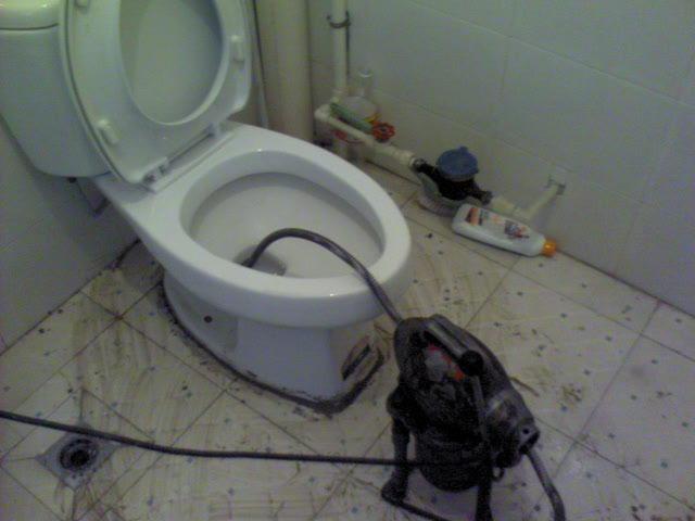 临海专业疏通下水道 马桶 阴井清理 化粪池清理