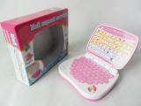 批发SM俄文英文双语学习机玩具 新款儿童早教益智智力玩具