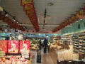 已转朝阳常营新天地超市入口面包店转让