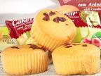 新品上市 蔓越莓摩西蛋糕168克盒装早餐点心办公室美味糕点批发