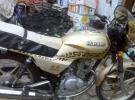 出售钻豹摩托车1元