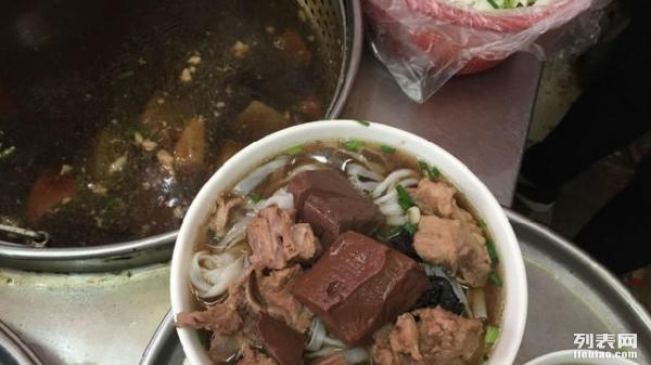 广东恩平市本地正宗材濑粉加盟 特色小吃