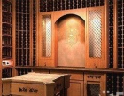 长沙专业酒窖,酒架,红酒展示柜制作