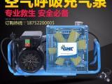 江苏业安厂家直销盖玛特打气泵 呼吸器钢瓶充气泵