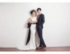 郑州中牟七号公馆婚纱摄影分享逆光也可以拍出美美的婚纱照