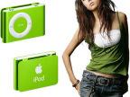 苹果夹子MP3可印刷LOGO 定制礼品 特价