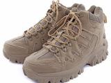 美军511军靴 低帮战术靴特种兵作战靴战术沙漠登山靴TAG军靴