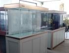 彩蝶款鱼缸新款底滤鱼缸保定鱼缸