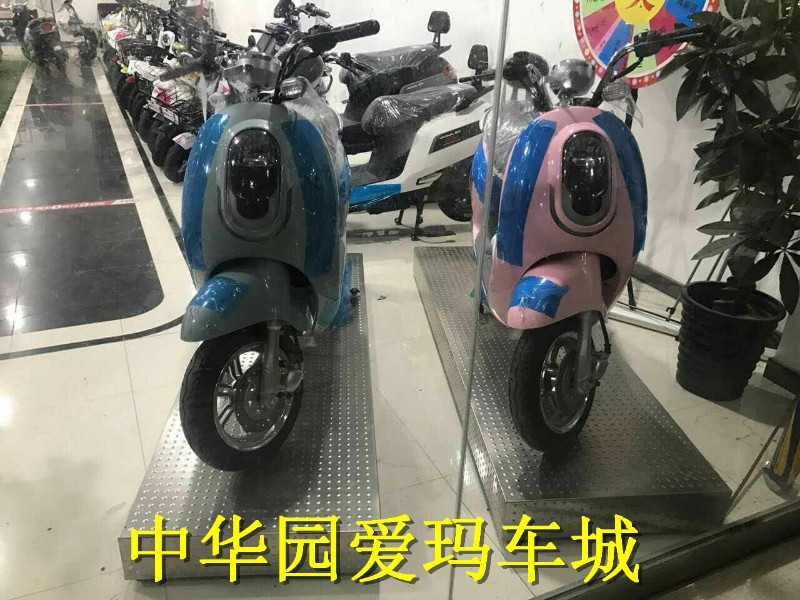 昆山电动车,摩托车,三轮车大卖场 工厂直销 0元购车带回家!
