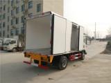 兰州江淮康铃3.1米鲜肉保鲜冷藏车蓝牌可开,出厂价格是多少