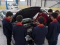 沧州汽修学校汽车电路维修技校 前校后厂真正学修车的学校