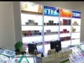 不锈钢体验台烤漆展示柜手机柜台批发,烟酒柜手表眼镜展柜销售