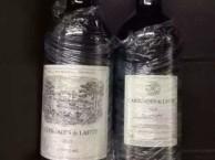 南京回收红酒柏翠 浦口上门收购拉图 大金羊 拉菲酒