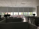 成都窗簾定做,辦公室卷簾,辦公室隔斷鋁合金百葉,竹簾,門簾