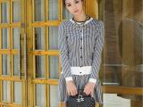 开衫毛衣针织百褶短裙套装