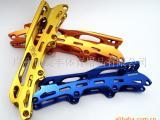 旋风三号轮滑鞋 铝合金原装刀架 轮滑支架 平花速滑通用多色可选