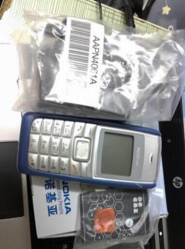 80元转让诺基亚手机全新的