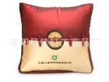 全棉卡通大小号 中国人寿回馈老客户礼品抱枕被  可印LOGO