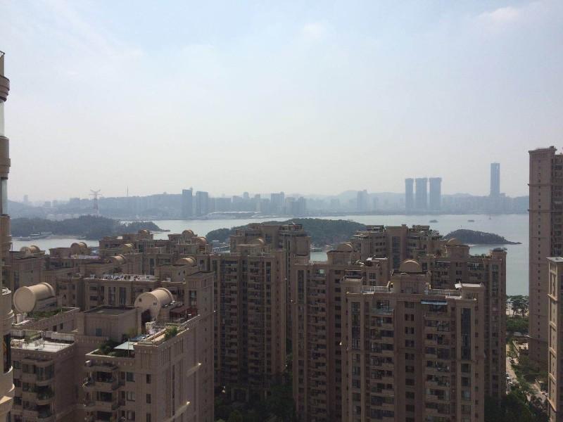 滨海上城楼中楼 高层看海泉舜滨海上城
