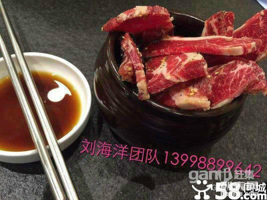 韩国纸上烤肉厨师 韩国自助餐资助烧烤师傅 韩式无烟烧烤培训