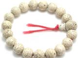 天然高密度顺白星月菩提子干磨佛珠手链  菩提手链串  民族风饰品