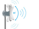 2.4G 300M 室外大功率无线AP网桥  点对多点桥接 1~