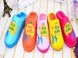 冬季新款儿童棉拖鞋 爸爸去哪儿 宝宝防滑防水加厚室内外保暖鞋