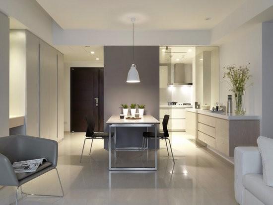 两居室简约风格装修 收纳藏于无形