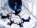 厦门互动展览设备垂直风洞出租