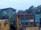 装载机昊特机械本人改行转让一辆甘蔗装载机面议
