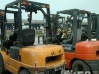 出租出售二手个人使用的几台2吨及3吨叉车8--9成新。