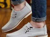 韩版透气帆布鞋男鞋春季男士白色休闲鞋子男布鞋韩版时尚低帮潮鞋